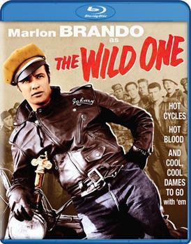 Blu-ray The Wild One Book