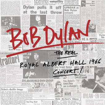 Vinyl Real Royal Albert Hall 1966 Concert Book