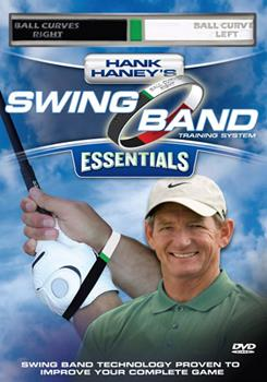 DVD Hank Haney's Essentials: Swing Band Training System Book