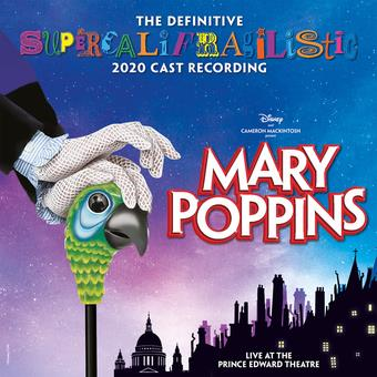 Music - CD Mary Poppins (Definitive Supercalifragilistic 2020 Book