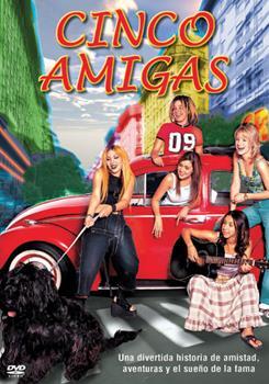 DVD Cinco Amigas Book