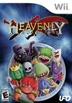 Video Game Heavenly Guardian Book