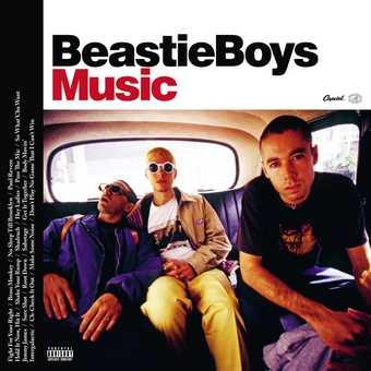 Vinyl Beastie Boys Music (2 LP) Book