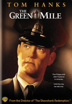 DVD The Green Mile Book