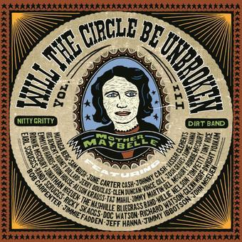 Music - CD Will the Circle Be Unbroken, Vol. 3 Book