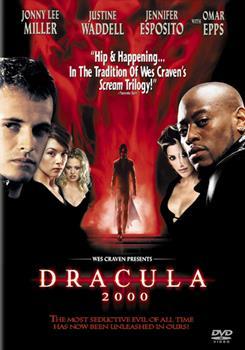 DVD Dracula 2000 Book