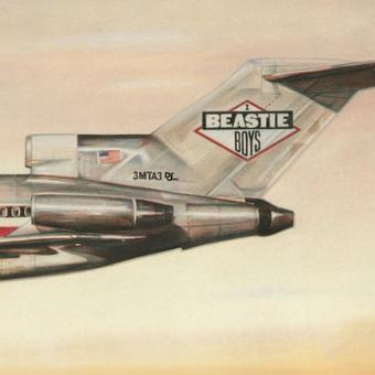 Music - CD Licensed To Ill Book