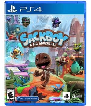 Game - Playstation 4 Sackboy: A Big Adventure Book