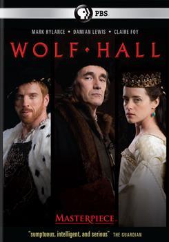 DVD Wolf Hall Book