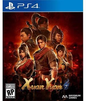Game - Playstation 4 Xuan Yuan Sword 7 Book