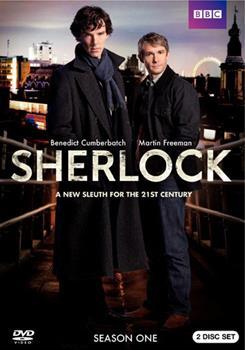 DVD Sherlock: Season One Book