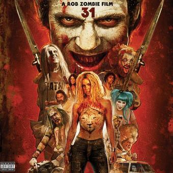 Vinyl 31: A Rob Zombie Film (OST) Book