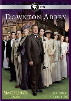 DVD Downton Abbey Book