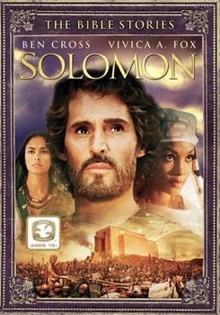 DVD Bible Stories: Solomon Book