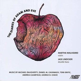 Daugherty: Diaries Of Adam And Eve