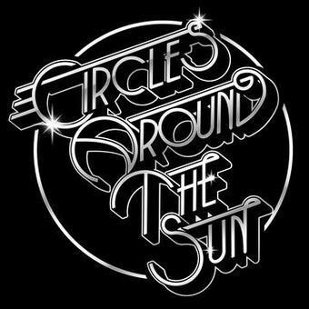 Vinyl Circles Around The Sun Book