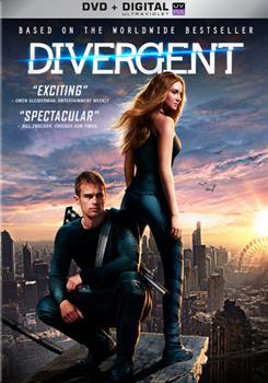 DVD Divergent Book