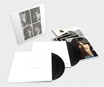 Vinyl The Beatles (The White Album) (4 LP) Book
