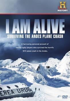 DVD I Am Alive: Surviving the Andes Plane Crash Book