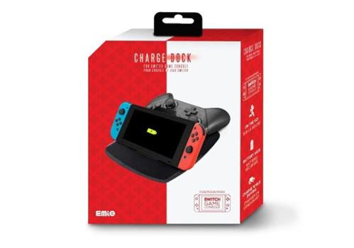 Game - Nintendo Switch Switch Charge Dock For Console & Controller Book