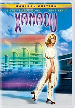 DVD Xanadu Book