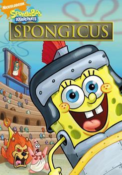 DVD Spongebob Squarepants: Spongicus Book