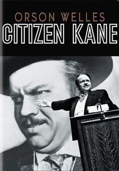 DVD Citizen Kane Book