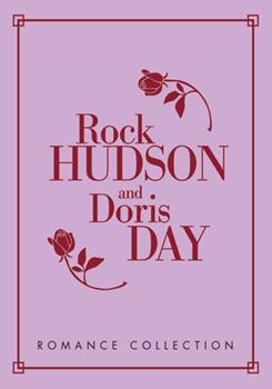 DVD Rock Hudson & Doris Day Romance Collection Book