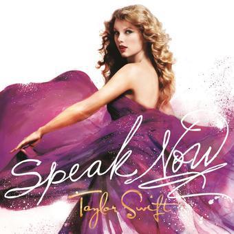 Music - CD Speak Now Book