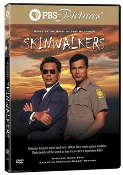 DVD Skinwalkers Book