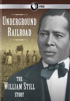 DVD Underground Railroad: The William Still Story Book