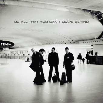 Vinyl All That You Can't Leave Behind - 20th Anniversary Book