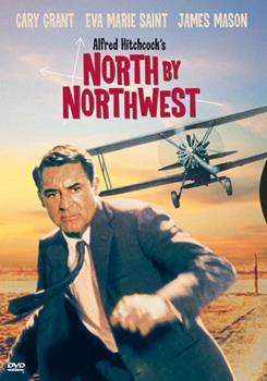 DVD North By Northwest Book