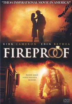 DVD Fireproof Book