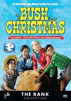 DVD Bush Christmas Book