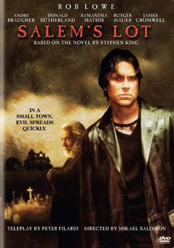 DVD Salem's Lot Book