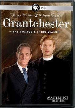 DVD Grantchester Book