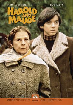 DVD Harold And Maude Book