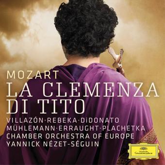 Music - CD Mozart: La Clemenza Di Tito Book