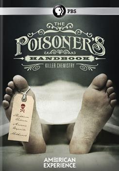 DVD The Poisoner's Handbook: Killer Chemistry Book