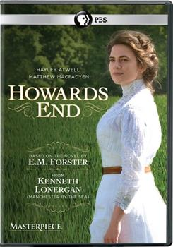 DVD Howards End Book