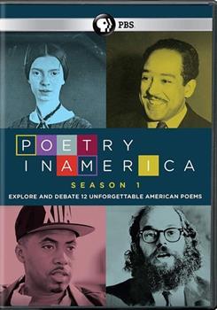 DVD Poetry in America: Season 1 Book