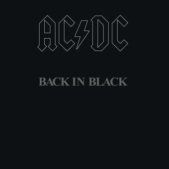 Vinyl Back In Black Book