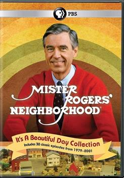 DVD Mr. Rogers' Neighborhood: It's a Beautiful Day Collection Book