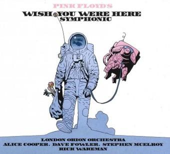 Music - CD Pink Floyd's Wish You Were Here Symphonic Book