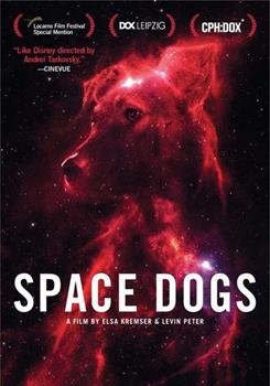 DVD Space Dogs Book