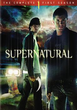 DVD Supernatural: The Complete First Season Book