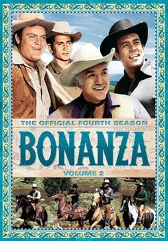 DVD Bonanza: The Official Fourth Season, Volume 2 Book
