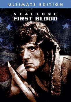 DVD First Blood Book