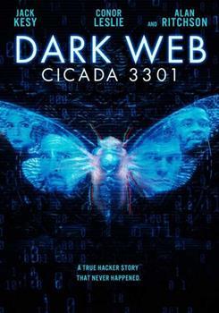 DVD Dark Web: Cicada 3301 Book